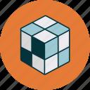 box, cube, product
