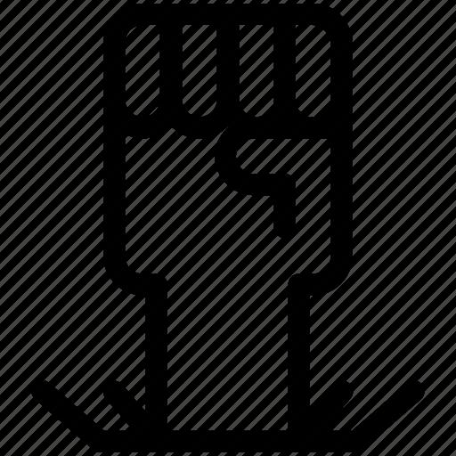 Fist Hand Punch Spirit Up Icon Download On Iconfinder