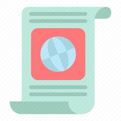 file, goal, objectives, target, world icon