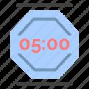 rest, stop, work, working icon