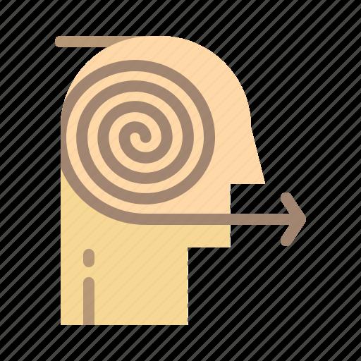 business, effort, focus, focusing, solutions icon