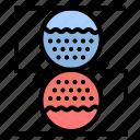 concentration, control, effective, sandclock icon