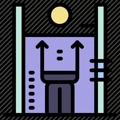growth, human, improvement, management, performance icon
