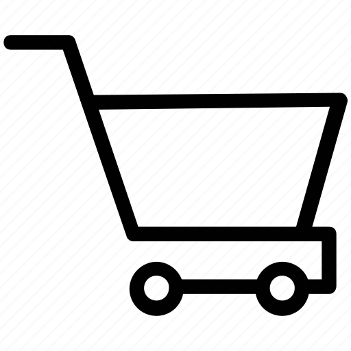 cart, ecommerce, shopping, shopping cart, shopping trolley icon