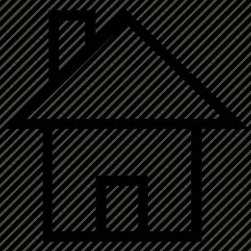 building, home, house, rural home, rural house, shack, villa icon