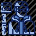 avatar, character, coder, developer, male, professional, programmer