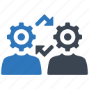 business, co, seo, work, working icon