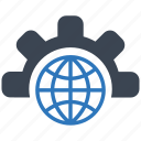 browser, development, internet, network, online, web icon