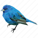 animal, bird, linear, linear animal, linear bird icon