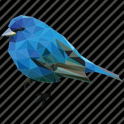 animal, bird, linear, linear animal, linear bird icon