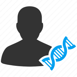 biology, biotechnology, dna code, genetic, geneticist, molecule, science icon