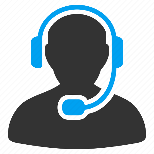 call center, communication, online, operator, question, reception, support icon