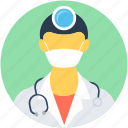 physician, surgeon, doctor, doctor avatar, medical practitioner