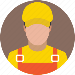 carpenter, construction worker, groundskeeper, handyman, worker icon