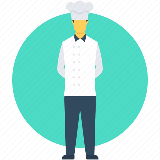 avatar, chef, cook, male, restaurant icon