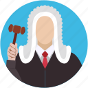 advocate, attorney, judge, lawyer, magistrate
