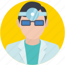 doctor, doctor avatar, medical practitioner, physician, surgeon