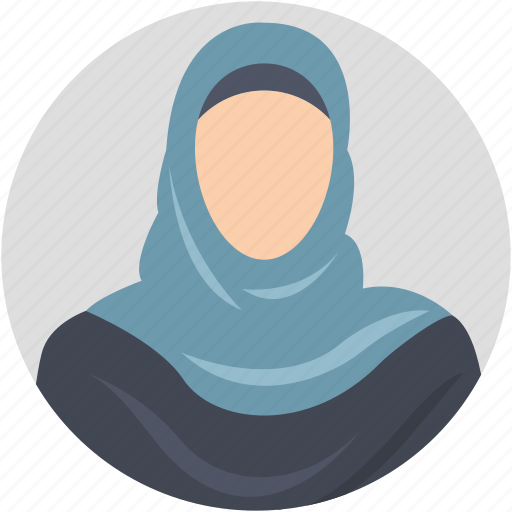 arab women, arabic, islamic women, muslim girl, muslim woman icon