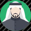 arab man, arabian, arabic, kandura, muslim