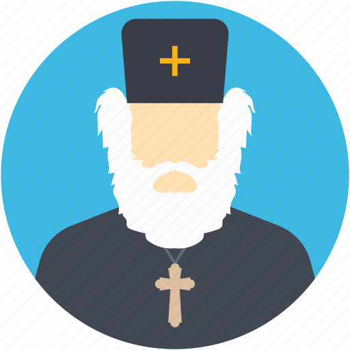 christian, church father, pastor, priest, religious icon