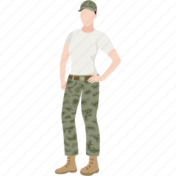 army, combatant, man, military, occupation, soldier, swat icon