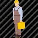 architect, developer, engineer, labour, man, occupation, worker