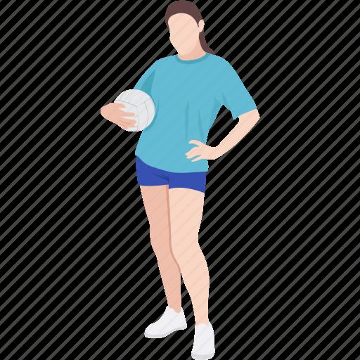female, female footballer, footballer, occupation, sports girl, sports woman, woman icon
