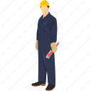 mechanic, pipe fitter, plumber, repair, sewage, water worker, worker icon