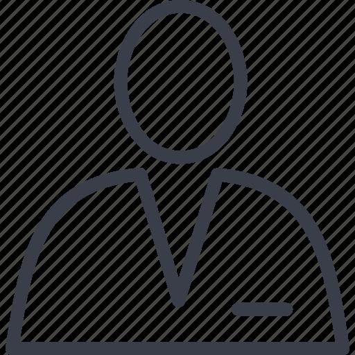 avatar, people, professional, professions icon
