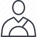 avatar, driver, professions, rider icon