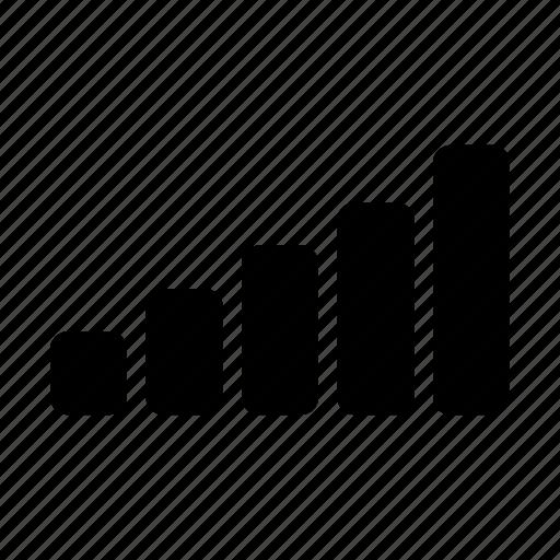 antenna, connection, signal icon