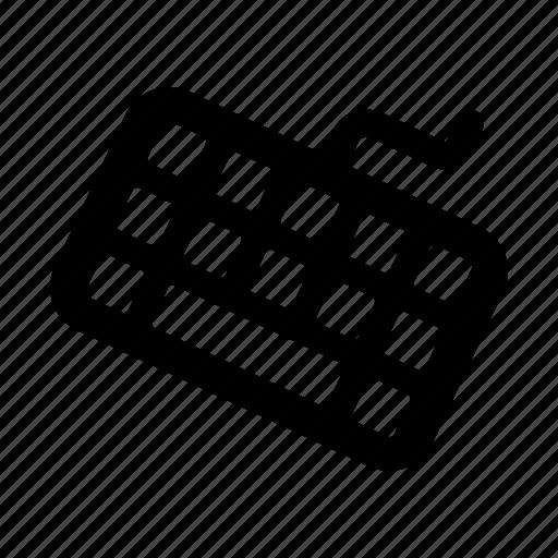 computer, device, key, keyboard, keypad icon