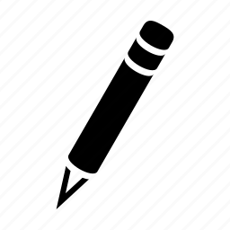 draw, drawing, pencil icon