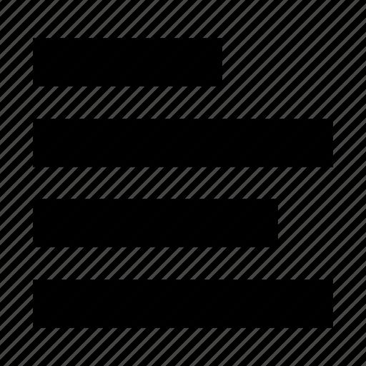 Align, align left, format, left, text icon - Download on Iconfinder