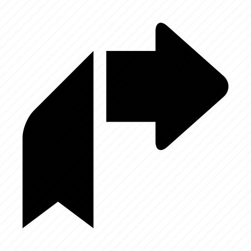 arrow, direction, redo, right icon