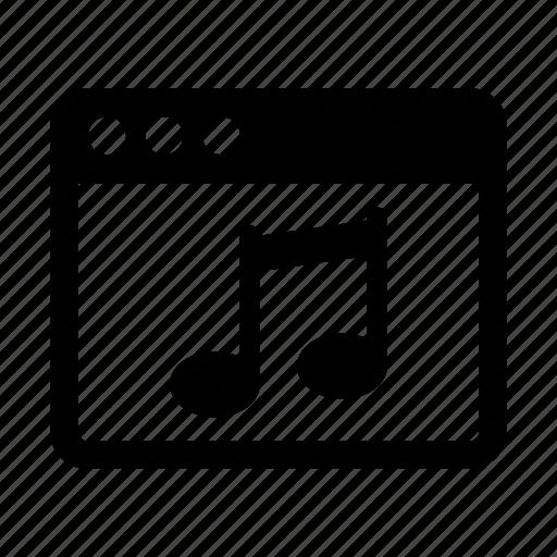 audio, media, multimedia, music icon