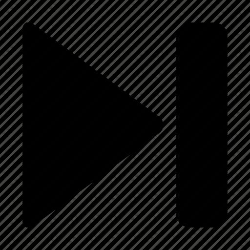 control, next icon