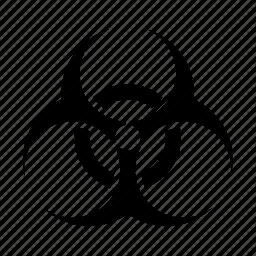 alert, attention, biohazard, caution, danger, hazard, warning icon