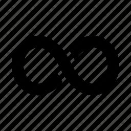 cycle, endless, infinite, infinity, loop icon