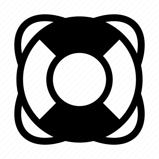 boat, help, hotline, life ring, sailing, support icon