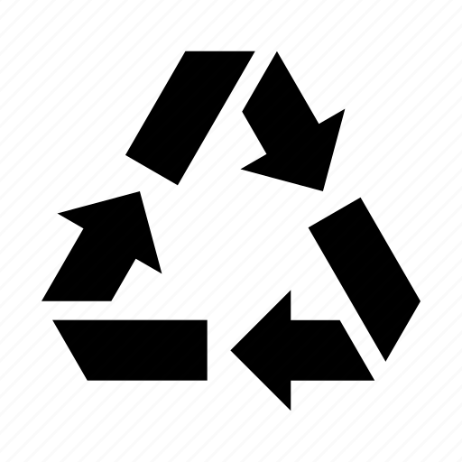 eco, ecology, garbage, green, recycle, trash icon