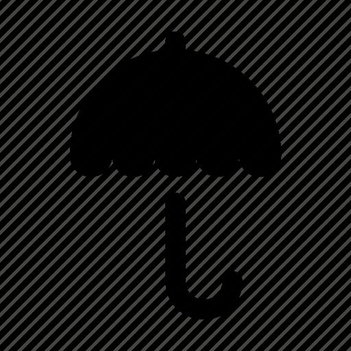 forecast, parasol, rain, umbrella, weather, wet icon