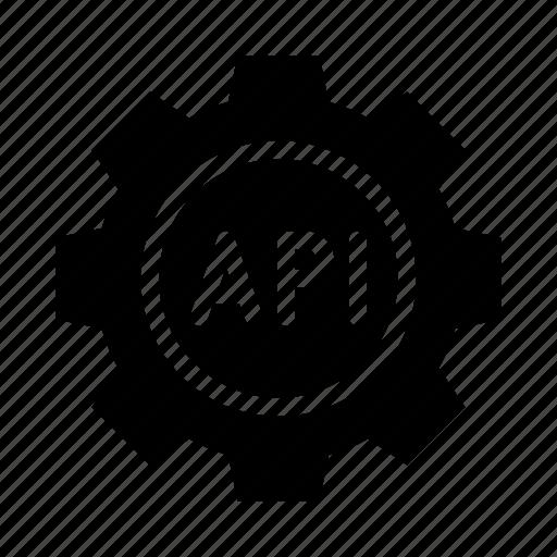 api, config, configuration, option, setting icon
