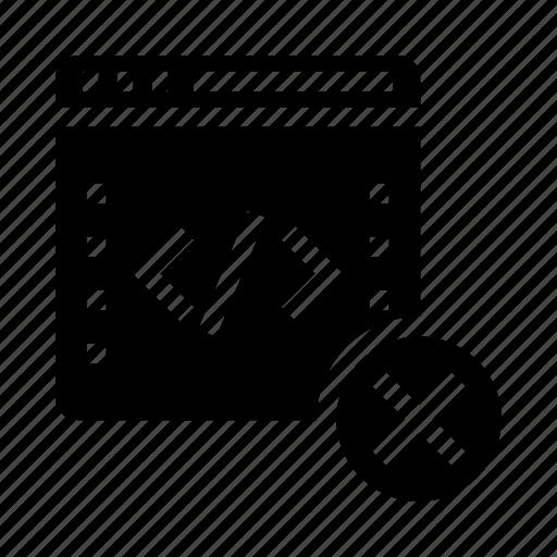coding, programming, scripting, webpage, window icon