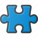 addon, plugin, program, puzzle icon