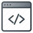 app, code, coding, program, programing, window icon