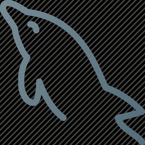 base, data, database, logo, mysql icon