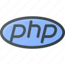 development, php, programing, web icon