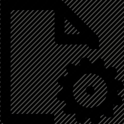 configuation, configuration, development, file, programming icon
