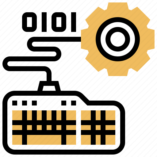 alphabet, computer, desktop, keyboard, type icon